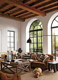 [Photos by Miguel Flores-Vianna for Architectural Digest.] In the April issue of Architectural Digest, Brad Goldfarb writes about the East Village duplex penthouse he shares with Alfredo Paredes,. Architectural Digest, Architectural Engineering, Architectural Shingles, Architectural Styles, New York City Apartment, Manhattan Apartment, Apartment Living, Manhattan Penthouse, City Apartments