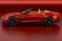 Une Aston Martin Vanquish Zagato Speedster (2018)?