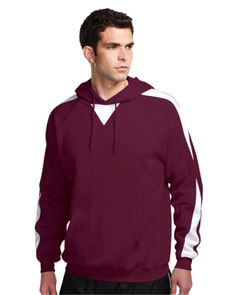 Men's 60/40% Cotton & polyester ULTRA COOL pullover hood with sweat shirt.  Tri mountain F685 #pullover #Hoody #Sweatshirt
