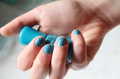 Dotted Blue;