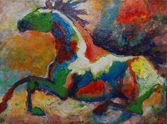 Alone by Susan Easton Burns   dk Gallery   Marietta, GA   SOLD