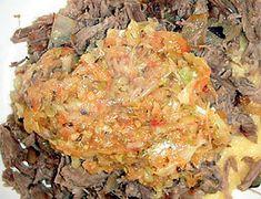 Cabbage from Botswana Recipe