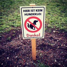 #kein #hundeklo #toilet #restroom #dog #doggy #wildlife #linz #austria #lnz #linzpictures #thanks #danke #mussmal #drindend #urgent #attention #hund #wuff #wuffwuff #wtf #problems