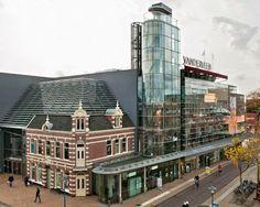 Geschiedenis - Warenhuis Vanderveen Assen