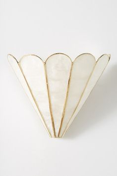 Products Madelyn Faceted Sconce by Anthropologie in White, Lighting How To Balance Working At Home A Sconces Bedroom, Candelabra Bulbs, Room Lights, Table Lamp Base, Master Decor, Lights, Beautiful Bedrooms, Bedroom, Capiz Shell