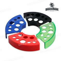 7 Holes New Tattoo Ink Cap Cup Stand Holder Supply Plastic 1 pcs [WS012series(0.06 air)] - US$4.30 : Dragonhawk tattoo supplies, tattoo kits,tattoo machines for sale global form tattoodiy.com