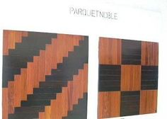 Our exotic wood floors are also available in mopane, red ivory and African cocobolo. Mopane and red ivory are often used for the production of parquet flooring design.