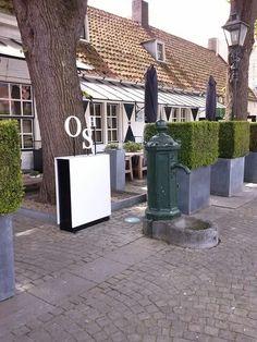 Restaurant Oud Sluis, Sluis, Zeeland.