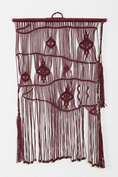 Magical Thinking Woven Wall Hanging - Obsessed with wall hangings like this