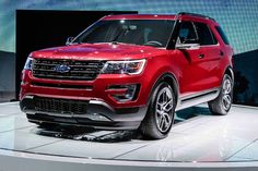 2016 Ford Explorer Release Date and Price The four-door midsize SUV is a seven passenger with a boxy frame. The 2016 Ford Explorer is a great SUV to really wait for. It's a well packaged luxurious SUV with great specs. It's worth to spend on the comfort car.