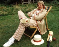 Peter Davison played the character of fifth incarnation of Doctor for just couple of years. The role of fight Doctor was quite reserve and sensitive who usually takes his decision through flipping a coin