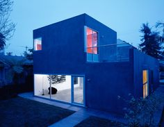 8/20 -  Sale house / Johnston Marklee & Associates