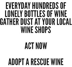 The Virginia Grape: Weekend Wine Humor - Act Now!