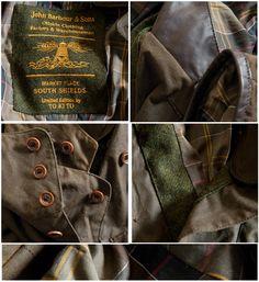 Barbour X To Ki To Beacon Heritage Sports Jacket