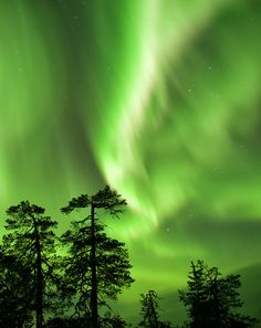 The Height of the Storm... Finnish Lapland by Kristin Repsher on 500px.