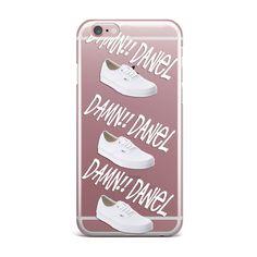 ff91af2a9ea4b Damn daniel white vans custom iphone case