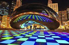 Luminous Field, Chicago