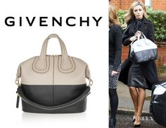 1e555632b9 Abbey Clancy s Givenchy  Nightingale  Bag