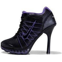 new arrival 9de7b 2b87a www.asneakers4u.com  Nike Air Max High Heels Purple Nike Boots, Air