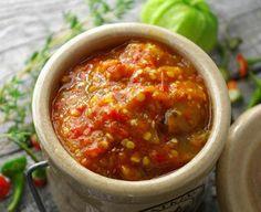 Sweet Chili Pepper Sauce