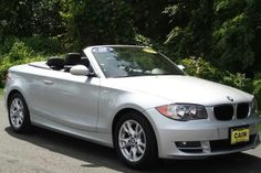 3/31/2014 - This beautiful day have you wishing you had a convertible? Check out this 2008 BMW 128i we've got on the lot! Come on in and take a test drive! We're here til 9PM! (330) 494-5588 Cain BMW 6461 Whipple Ave NW, North Canton, OH 44720 www.cainbmw.com