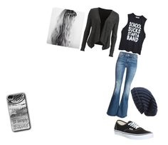 Untitled #110 by analis-briseno on Polyvore featuring VILA, H&M, Vans and Phase 3