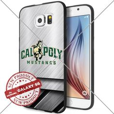 Case Cal Poly Mustangs Logo NCAA Gadget 1001 Samsung Galaxy S6 Black Case Smartphone Case Cover Collector TPU Rubber original by Lucky Case [Metal BG] Lucky_case26 http://www.amazon.com/dp/B017X14DR4/ref=cm_sw_r_pi_dp_6yPswb1Q034N9