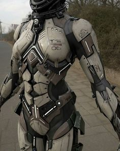 GS Mech, pre Internal Utility Combat (IUC) Upgrade which makes the suit obsolete.