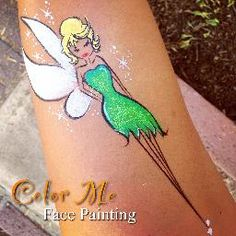 Color Me Face Painting