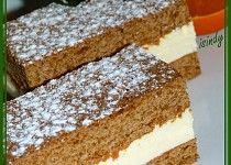 Medové řezy Krispie Treats, Rice Krispies, Czech Recipes, Ethnic Recipes, 20 Min, Vanilla Cake, Tiramisu, Sweet, Czech Food
