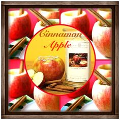 Cinnamon Apple, coming winter of 2012 be sure to visit us at jewelrycandles.com to check it out .