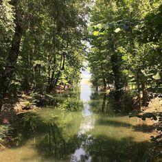 Come in cielo così in acqua  #riflessi #lagodiendine #endine #mylake #peaceful #magicwater #natasciapane #nofilter
