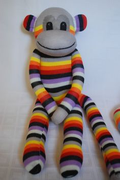 Cute sock monkeys!! More