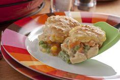 Mama's Chicken Pot Pie | MrFood.com