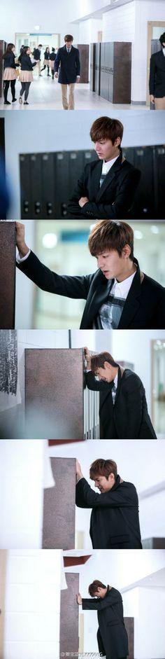 Heirs - Lee Min Ho as Kim Tan