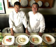 Japanese chef #Nobu Matsuhisa has restaurants on Crystal #Cruise that have rated on #Travel Weekly's best cruise ship food! www.fastcover.com.au
