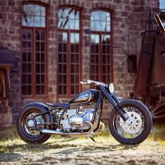 """bike-exif: """" @bmwmotorrad has just revealed the R 5 Hommage, a stunning custom tribute to one of the world's most iconic motorcycles: the 80-year-old R 5. The engine's a restored R 5 unit from a crashed bike, but it's tucked into a completely..."""