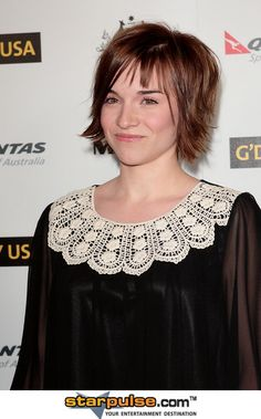 Renee Felice Smith Hot | Renee Felice Smith - 2011 G'Day USA Los Angeles Black Tie Gala ...