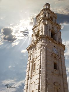 Cordoba Aguilar de la Frontera Torre del Reloj