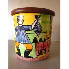 Jie Gantofte Fish storage Jar...Designer Anita Nyland
