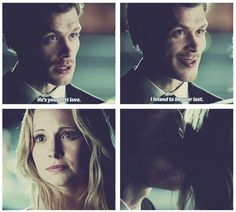 Everyone is Team Klaroline by this point, yes?