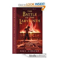 fourth book in the percy jackson series