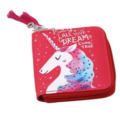 Unicorn Zip Coin Wallet – UniMoods  https://unimoods.com/collections/wallets/products/unicorn-zip-coin-wallet