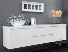 Hangkast Dressoir Extreme Gloss - TV meubels - TV & Wandmeubels