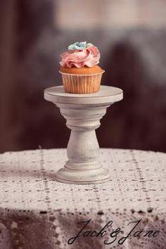 Mini fa tortatál - PINKIE   Jack&Jane tortaállványok Mini
