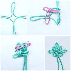 How to make lovely Chinese knot step by step DIY tutorial instructions, How to, how to make, step by step, picture tutorials, diy instructions, craft, do it yourself