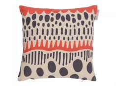 Cushion: Kyoto Coral by HelloPillow, £70