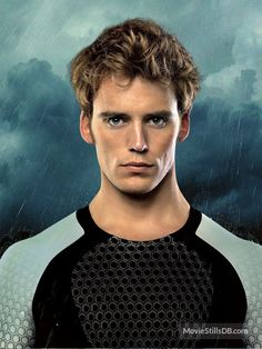 Finnick Odair- the one who is tough on the outside and tender hearted on the inside.