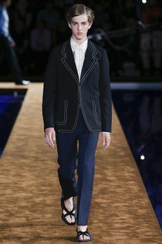 Prada, spring/summer 2015 menswear