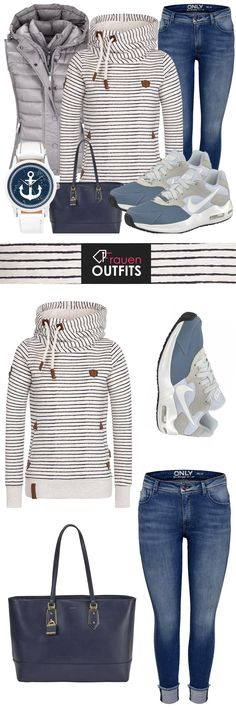 #freizeitoutfit #frauenoutfit #damenoutfit #casual #streetstyle #alltag #freizeit #sneaker #sportlich #jeans #pulli #damenmode #frauenmode #modefürfrauen #outfitinspiration #nike #naketano